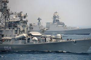 Căng thẳng Iran-Mỹ: Ấn Độ đưa tàu chiến đến khu vực