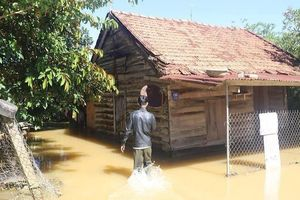 Lũ quét ở Lâm Đồng gây thiệt hại hơn 10 tỉ đồng