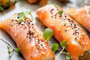 Mê mẩn với lẩu và những món ăn sang chảnh từ cá hồi