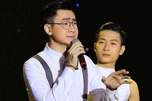 'Ca sĩ nhà trăm tỷ' Tùng Lâm bị chê ở chung kết show ca hát
