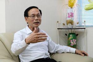 Nhà báo chuyên viết về phòng chống tham nhũng Nguyễn Hòa Văn: Tâm huyết, đau đáu với thời cuộc