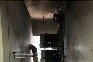 Vụ cháy căn hộ chung cư TNR Goldmark City: Lỗi hệ thống