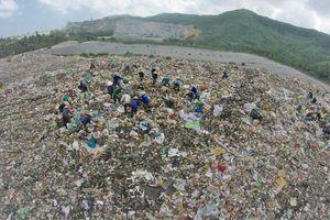 Đà Nẵng nâng cấp bãi rác Khánh Sơn thành Khu liên hiệp xử lý chất thải rắn