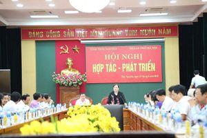 Thái Nguyên đã có 55 dự án do doanh nghiệp Hà Nội đầu tư