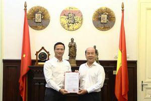 Bộ Giao thông Vận tải bổ nhiệm Phó Chánh Văn phòng phụ trách truyền thông
