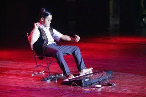 Lắng đọng đêm nhạc của những nghệ sĩ khuyết tật