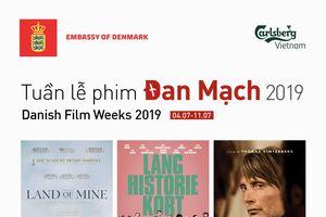 Tuần phim Đan Mạch 2019 tại Huế và Đà Nẵng