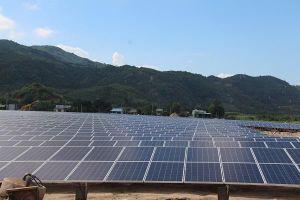 Dự án Điện mặt trời tại Khánh Hòa: Nỗ lực hòa lưới điện quốc gia trước ngày 30.6