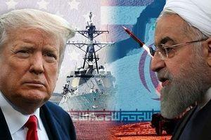 Iran bắn rơi MQ-4C Triton: Kịch bản sốc chiến tranh Mỹ-Iran