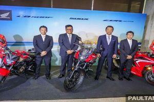 'Bộ ba đẳng cấp' của Honda CB500 khuấy đảo thị trường Đông Nam Á