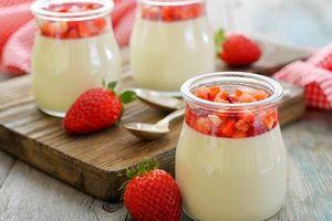 Quý ông ăn sữa chua 2 lần/tuần có tác động bất ngờ lên nguy cơ ung thư