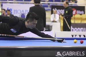 Mã Minh Cẩm vào vòng cao thủ Billiards 3 băng thế giới
