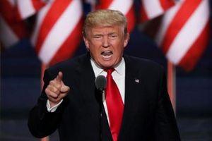 Iran bắn rơi máy bay Mỹ: Tổng thống Trump tuyên bố bất ngờ