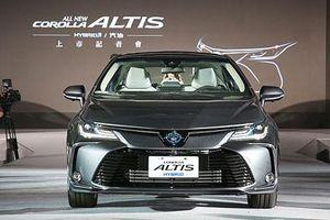 Toyota Corolla Altis 2019 sắp ra mắt Thái Lan, chờ về Việt Nam