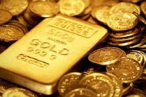 Giá vàng đang ở mức cao nhất trong 5 năm qua