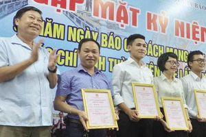 Phóng viên Báo khu vực miền Trung đoạt nhiều giải thưởng báo chí