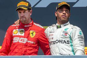Ferrari quyết 'phục thù', đòi lại chiến thắng bị Mercedes 'đánh cắp'
