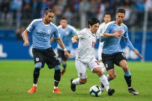 Tuyển Nhật Bản gây sốc, đánh rơi chiến thắng trước Uruguay!