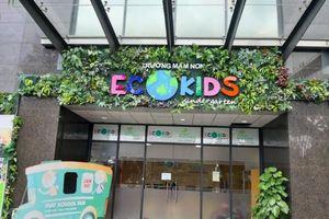 Giáo viên đánh trẻ ở trường mầm non Ecokids: 'Hành vi không thể chấp nhận được'
