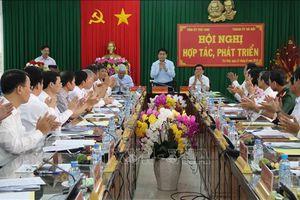 Trà Vinh - Hà Nội hợp tác phát triển