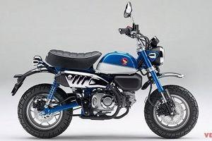 Honda Monkey 125 nhận tùy chọn màu mới, phong phú lựa chọn cho khách hàng