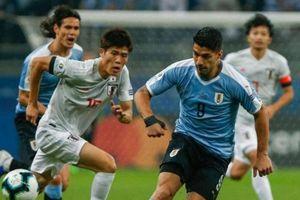 Nhật Bản suýt tạo cơn địa chấn tại Copa America 2019