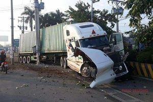 Khởi tố tài xế container buồn ngủ gây tai nạn khiến 5 tử vong thương tâm ở Tây Ninh