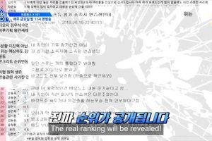 'Produce X 101' tập 8: Kim Yo Han bị loại khỏi top 4, Kim Woo Seok cạnh tranh với Kim Min Kyu