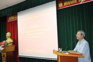 Đảng bộ Tổng cục GDNN tổ chức Hội nghị học tập tư tưởng đạo đức, phong cách Hồ Chí Minh chuyên đề 2019