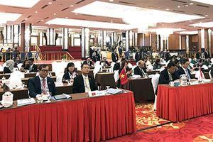 Đoàn đại biểu Quốc hội Việt Nam tham dự Hội nghị aipa caucus lần thứ 10 tại Malaysia