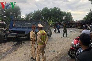 Đà Nẵng đề nghị Bộ GTVT đẩy nhanh tiến độ làm cầu vượt nút giao Hòa Liên
