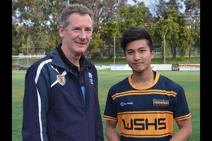 Trước khi về Việt Nam, Martin Lò thi đấu ra sao tại Australia?