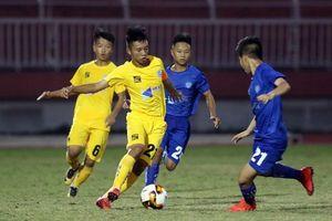 Giải U15 Quốc gia - Next Media 2019: SLNA lên ngôi đầu, HAGL thua Thanh Hóa