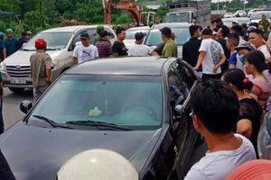 Tạm đình chỉ công tác 2 trung tá công an liên quan giang hồ vây xe công an ở Đồng Nai