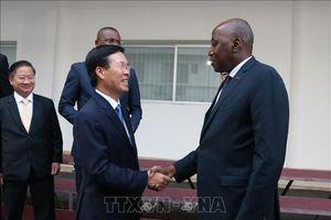 Việt Nam mong muốn làm sâu sắc hơn mối quan hệ với Cote d'Ivoire