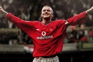 Beckham xăm sai tên vợ và những điều ít biết về cựu tiền vệ MU