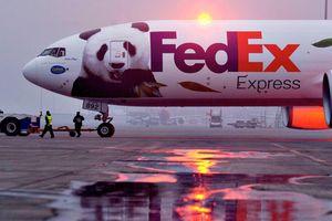 FedEx từ chối 'phục vụ' Huawei?