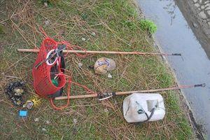 Nam sinh bị điện giật tử vong trong lúc đi chích cá