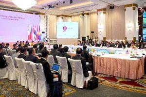 Hội nghị Bộ trưởng Ngoại giao ASEAN tại Thái-lan