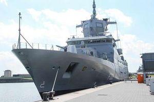Không tin nổi sức mạnh siêu hạm mới của Đức: To mà kém!