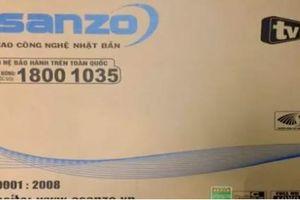 Tước quyền dùng chứng nhận Hàng Việt Nam chất lượng cao với Asanzo