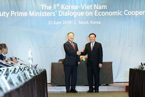 Việt Nam - Hàn Quốc: Lần đầu đối thoại kinh tế cấp Phó Thủ tướng