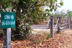 Thanh tra Chính phủ chỉ ra hàng loạt vi phạm tại dự án Công viên Sài Gòn Safari