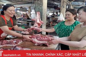 Tổng mức bán lẻ hàng hóa - dịch vụ 6 tháng của Hà Tĩnh đạt hơn 22.200 tỷ