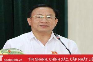 Tính toán căn cơ vấn đề ngập lụt trên địa bàn thành phố Hà Tĩnh