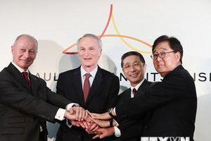 Mitsubishi khẳng định cam kết liên minh với Nissan và Renault
