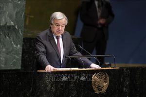 Tổng thư ký Liên hợp quốc kêu gọi Mỹ và Iran tránh leo thang căng thẳng