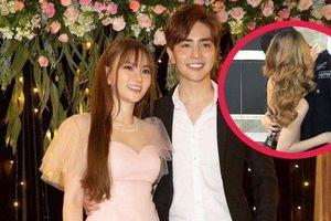 Ca sĩ Thu Thủy lên tiếng về chuyện bạn trai kém 10 tuổi bị 'khui' clip thân mật với tình cũ