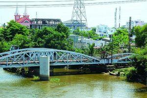 Những cây cầu trên 100 tuổi ghi dấu Sài Gòn