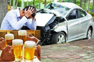 Tác hại của rượu bia với sức khỏe con người:Những cái chết không báo trước